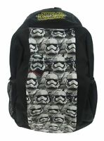 STAR WARS BACKPACK CRUSH THE RESISTANCE URBAN OFFICIAL STORM TROOPER BAG **NEW**
