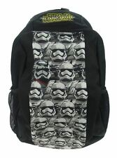 STAR WARS CRUSH THE RESISTANCE URBAN BACKPACK OFFICIAL STORM TROOPER BAG **NEW**