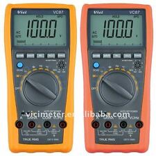 New VC87 True RMS digital multimeter DMM 4 motor drives tester USA Seller