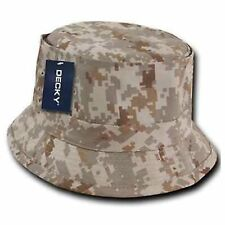 d137b5495c1 Men Neck Cover Bucket Cap Camo Hunting Fishing Hiking Military Army Boonie  Hat