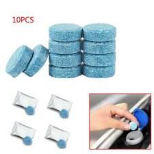 10x Car Windshield Glass Wash Effervescent Tablet Rain Scraper Wiper Spray Clean