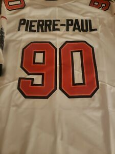 Bucs JPP Jason Pierre-Paul Stitched Jersey