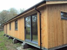 """SIBERIAN LARCH CLADDING (""""A"""" grade) - 110lm (14.6m2) Pack, Very Durable Timber."""