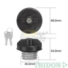 TRIDON FUEL CAP LOCKING FOR Holden Rodeo RA 01/07-07/08 4 2.4L Y24SE SOHC 8V