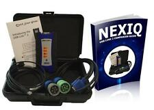 124032 Nexiq USB Link 2 with Companion Guide - Troubleshoot Fix Repair Truck