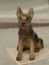 Hagen Renaker Inc German Shepherd Sitting 4010 dog New Made in Usa