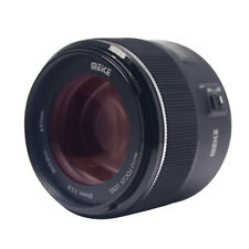Meike 85mm F1.8 Auto Focus Portrait Prime Lens for Canon EOS DSLR Cameras
