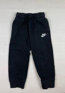 Nike Boys size 5-6yr  Black Joggers
