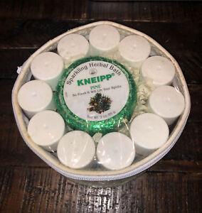 Kneipp Herbal bath oil Kit #11 Bottles