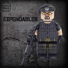LYL BRICK Custom The Expendables Lego minifigure