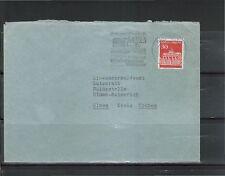 Ungeprüfte Briefmarken aus der BRD (1960-1969) mit Mischfrankatur