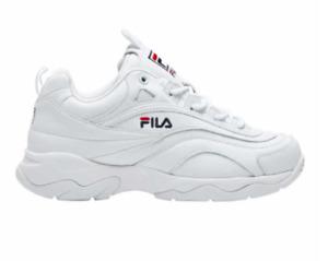 Fila Women's Disarray Premium Tennis Shoe Sneakers, White Pick A Size NEW