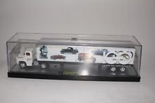 M2 MACHINES DIECAST 1958 CHEVROLET TRACTOR TRAILER, 100 YEARS OF CHEVY