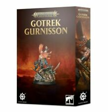 Gotrek Gurnisson Warhammer Age of Sigmar AOS