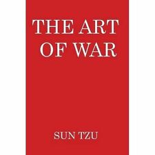 The Art of War by Sun Tzu Paperback 0NE OF MANY TRANSLATION OF ORIGINAL BOOK