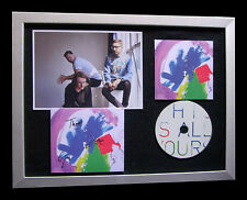ALT-J+SIGNED+FRAMED+THIS IS ALL YOURS+FRECKLE=100% AUTHENTIC+EXPRESS GLOBAL SHIP