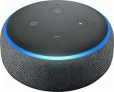 Amazon Echo Dot (3rd Gen) Smart Speaker - Charcoal b17