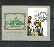 Ungeprüfte Briefmarken aus Berlin (1949-1990) mit Briefstück-Erhaltungszustand