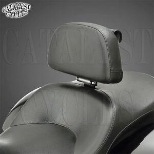 Victory Backrest Show Chrome 30-108 Smart Mount Backrest for Victory Tour Models