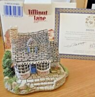 LILLIPUT LANE - 312 PURBECK STORES - CORFE CASTLE, DORSET. WITH BOX & DEEDS.