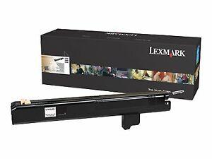 C930X72G Lexmark Schwarz Fotoleitereinheit LCCP für C935dn ~D~