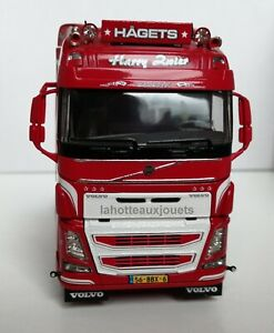 WSI MODELS 01-1806 VOLVO FH4 GLOBETROTER 4X2 CAMION HARRY ZWIER 1/50