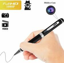 Spy Pen Camera, Full HD 1080P Mini Cam Hidden Pen Photo & Video