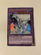 Elemental HERO Absolute Zero BLHR-EN065 Ultra Rare 1st Edition NM
