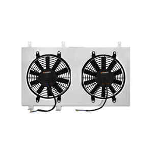 Mishimoto Aluminum Radiator Fan Shroud Kit for 86-93 Toyota Supra