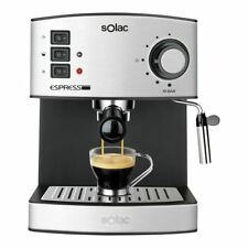 Cafetera Expresso Solac Ce4480 19B inoxidable