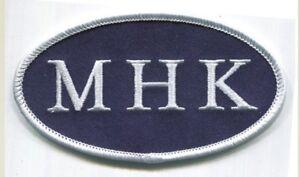 NEW ENGLAND PATRIOTS MYRA H. KRAFT MHK MEMORIAL JERSEY PATCH TOM BRADY