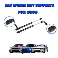2x For 2005-2012 Chrysler 300 DODGE Charger Hood Struts Shocks Gas Lift Supports