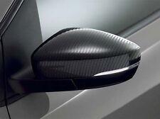 VW Polo 6R 6C Carbonoptik Spiegelkappen Carbon Kappen Spiegel 6R0072530Z57