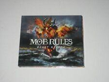 Mob Rules - Beast Reborn (Steamhammer Heavy/Power Metal Digipak CD - 2018)