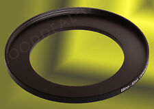 58mm to 82mm 58-82 58-82mm 58mm-82mm Stepping Step Up Filter Ring Adapter