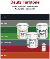 Deutz Lack Farbe Traktor Schlepper Landmaschinen Maschinen - PREMIUM