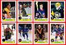 RETRO High Grade 1980s Hockey Card Style PHOTO CARDS N.Jersey to Winnipeg U-Pick