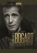 HUMPHREY BOGART COLUMBIA PICTURES COLLECTION New 5 DVD Set TCM Vault Collection