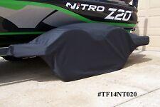 NITRO Z21,20,19: boat trailer fender/tire storage cover exact fit tandm fibrglas
