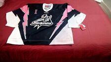 ECHL AHL STOCKTON THUNDER MINOR LEAGUE HOCKEY JERSEY CCM REPLICA