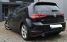 CARTUNER Duplex Sportauspuff VW Golf 7 GTI 100mm mit ABE - Sofortversand