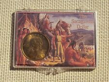 USA 2000 Denver Mint 1 Sacagawea Dollar in Limited Edition - plastic case - UNC