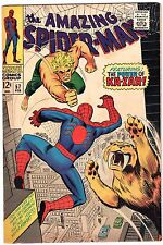 Amazing Spider-Man #57 Featuring Ka-Zar, Very Fine Condition'
