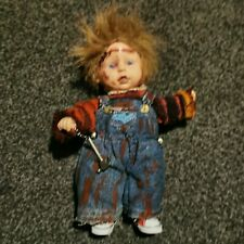 More details for creepy horror zombie halloween scary doll