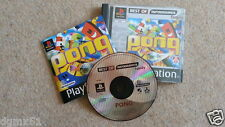 Pong Playstation PS UK PAL