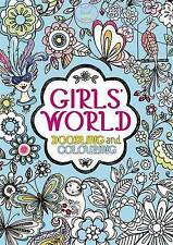 Girls' World: Doodling and Colouring, Various, New