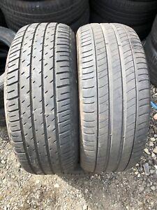 225 55 16 95V Michelin Tyres X 2 4.2-4.8mm