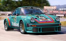 Porsche 934 RSR Vaillant, Revell Auto Modèle De Kit De Montage 07032