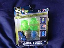 ben 10 ban dai ultimate alien swapfire and echo echo #32161 new in box