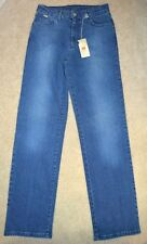 "ICE ICEBERG JEANS STRAIGHT LEG JEANS-SIZE 29-INSEAM 31""-NWT-MADE IN ITALY"